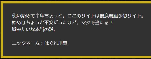 競艇予想サイト・競艇神舟・神舟・カミフネ・悪質・悪徳・稼げない・捏造・口コミ
