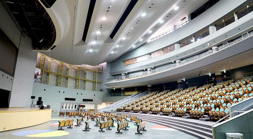 競艇・ボートレースー・競艇場・ボートレース場・ボートレース戸田・戸田競艇場・施設案内・イベントホール