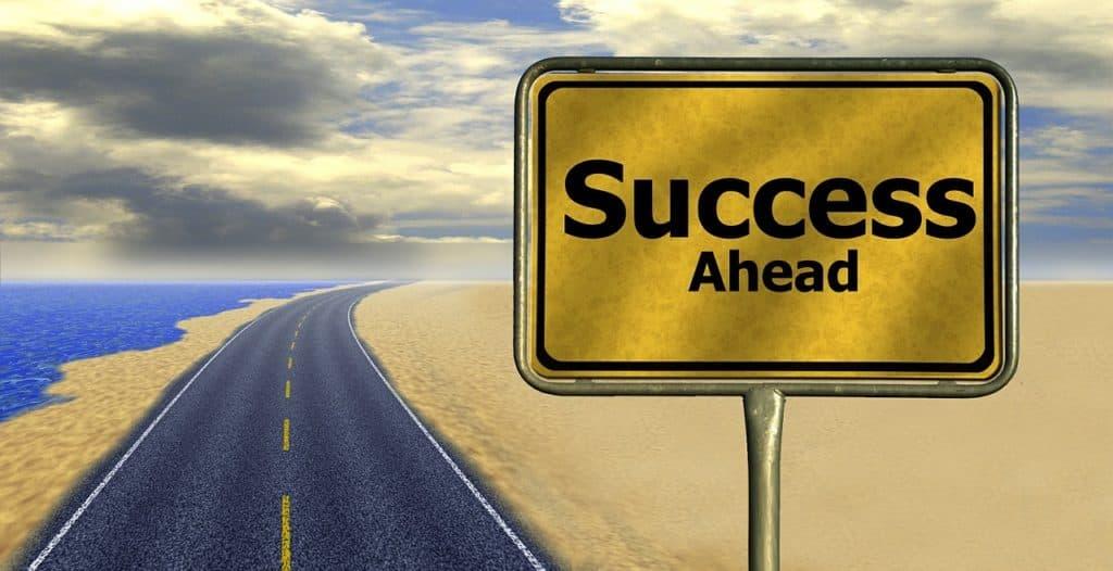 継続成功-