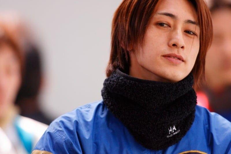 競艇選手・ボートレーサー・山崎智也・若い