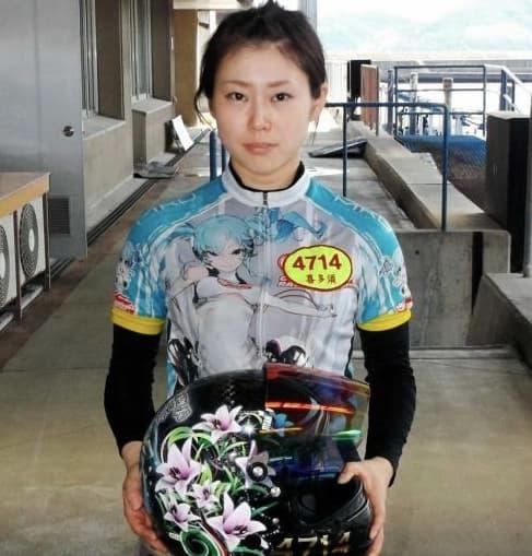 競艇予想サイト競艇選手喜多須杏奈-
