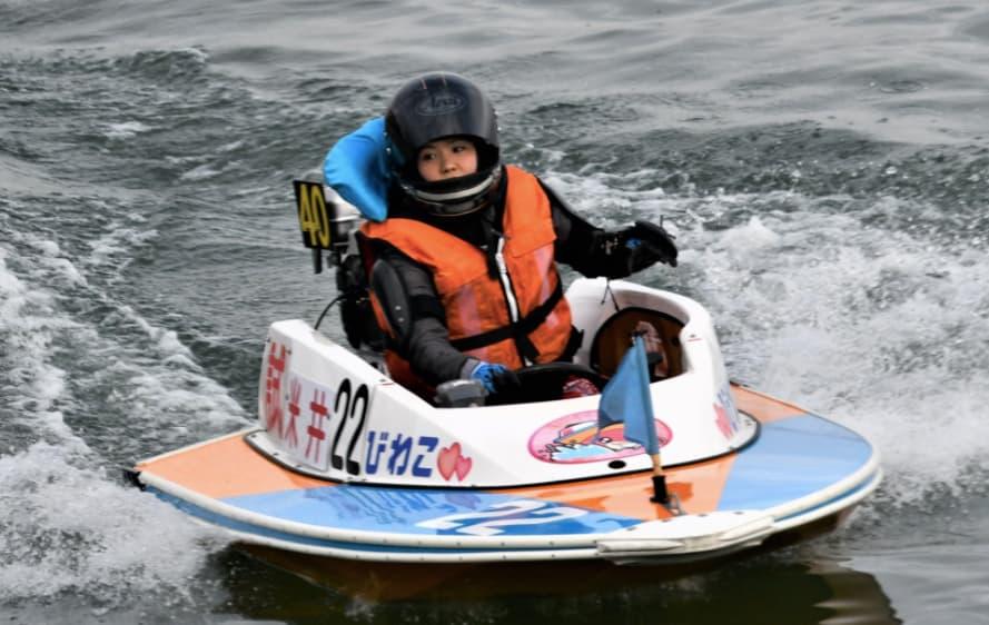 競艇予想サイト競艇選手米井里実 -