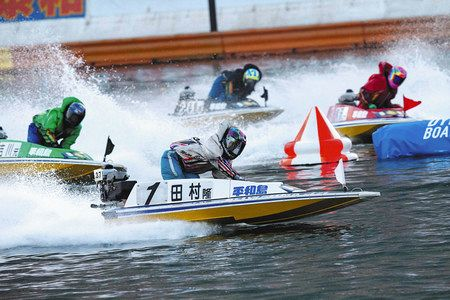 競艇ボートレース競艇場競艇選手稼ぐ初心者海外韓国歴史-