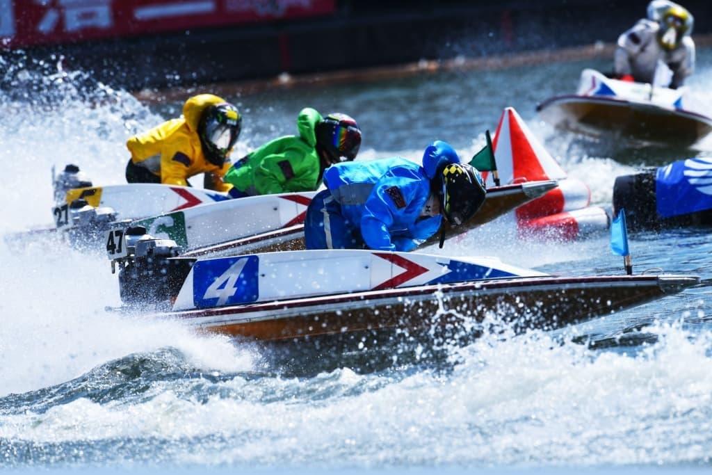 競艇ボートレース競艇場競艇選手稼ぐ初心者あるある-