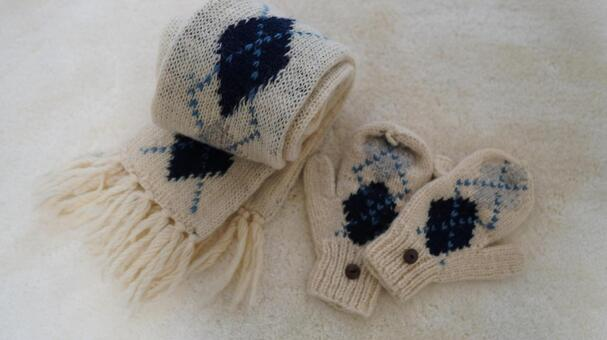 競艇ボートレース競艇場競艇選手稼ぐ冬寒い必需品手袋マフラー-