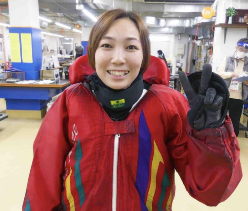 競艇予想サイト・競艇選手・清埜翔子