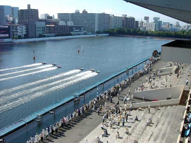 競艇ボートレースボートレース場競艇場日本一特徴平和島憧れ-