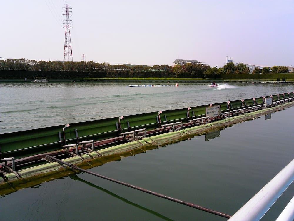 競艇ボートレースボートレース場競艇場日本一特徴多摩川静水面-