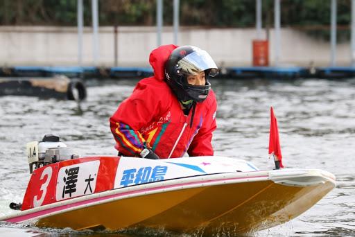 競艇ボートレースボートレーサー競艇選手チルト澤大介-