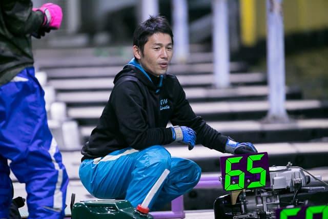 競艇選手・ボートレーサー・石渡鉄兵