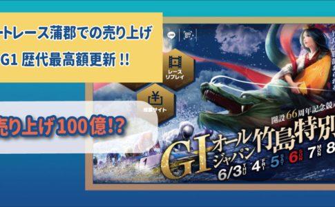 競艇・ボートレース・G1